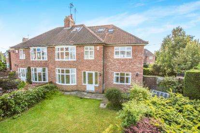 6 Bedrooms Semi Detached House for sale in Forest Grove, York, North Yorkshire, England