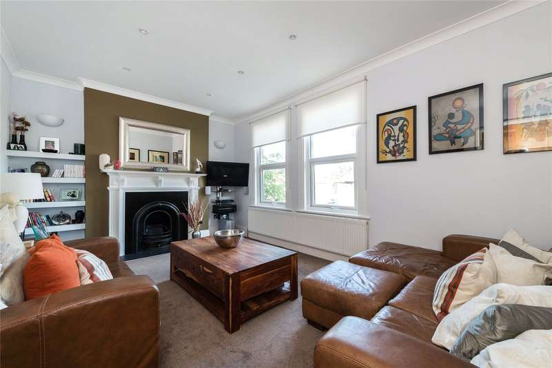 2 Bedrooms Apartment Flat for sale in Selby Road, Anerley