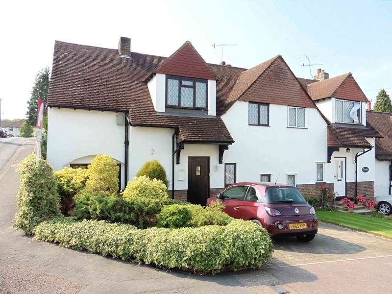 3 Bedrooms Semi Detached House for sale in Vivian Gardens, Oxhey Hall