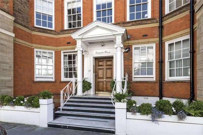 2 Bedrooms Flat for sale in Campden House, 29 Sheffield Terrace, London, W8