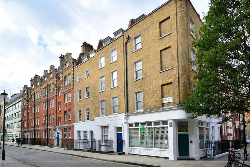 1 Bedroom Flat for sale in Riding House Street, Fitzrovia, W1W