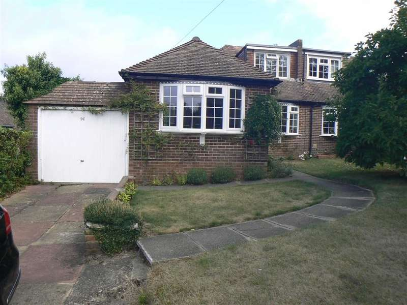 4 Bedrooms Semi Detached House for sale in Worlds End Lane, Green Street Green