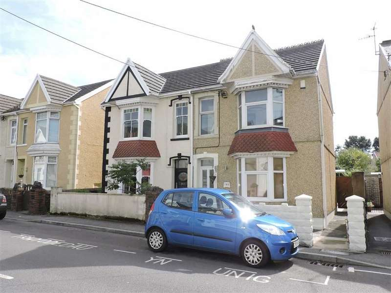 3 Bedrooms Property for sale in Alexandra Road, Gorseinon
