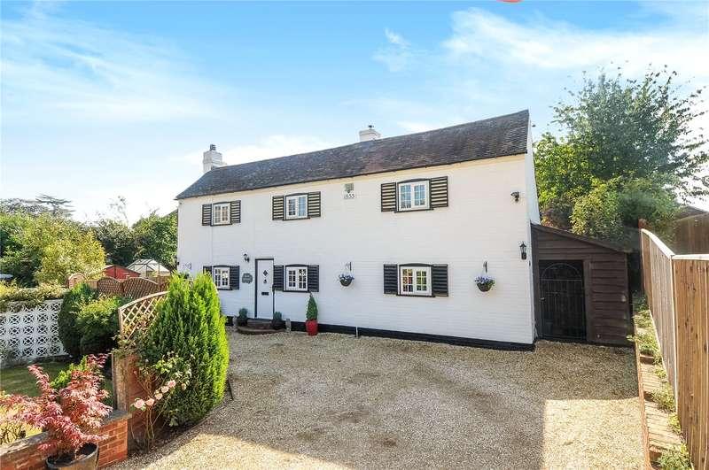 5 Bedrooms Detached House for sale in London Road, Binfield, Berkshire, RG42