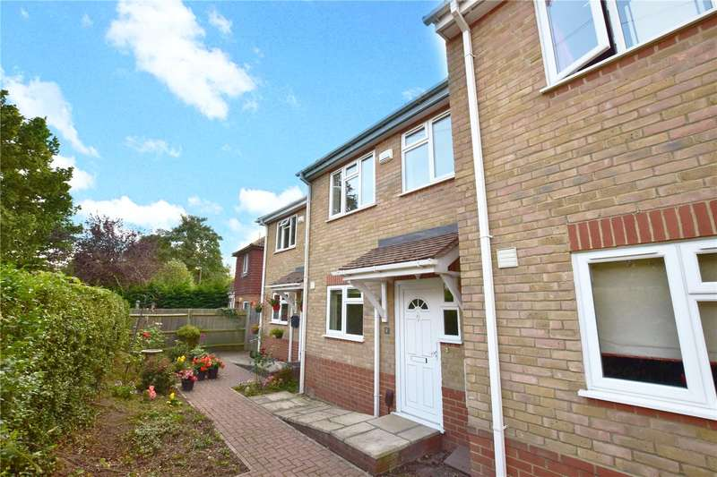 3 Bedrooms Terraced House for sale in Devonia Cottages, St. Marks Road, Binfield, Berkshire, RG42