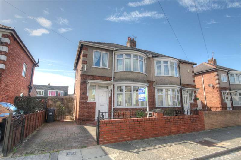 3 Bedrooms Semi Detached House for sale in Teal Road, Darlington, County Durham, DL1