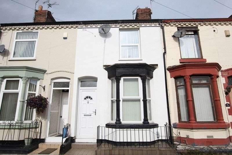 2 Bedrooms Terraced House for sale in Macdonald Street, Wavertree, Liverpool, L15
