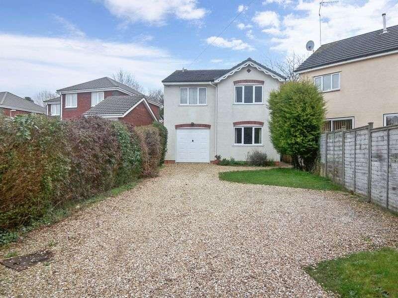 4 Bedrooms Detached House for sale in Crossley Moor Road, Kingsteignton