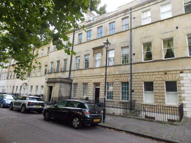 2 Bedrooms Flat for sale in 33 Grosvenor Place, Bath