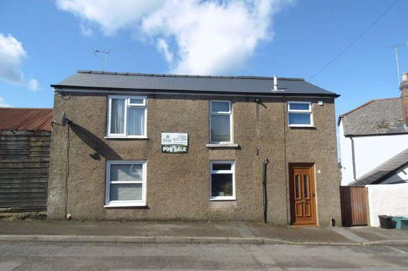 2 Bedrooms Semi Detached House for sale in CINDERFORD, GLOUCESTERSHIRE