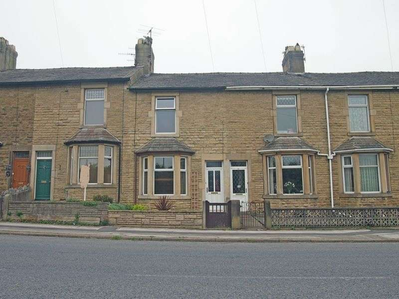 2 Bedrooms Terraced House for sale in Lancaster Road, Carnforth