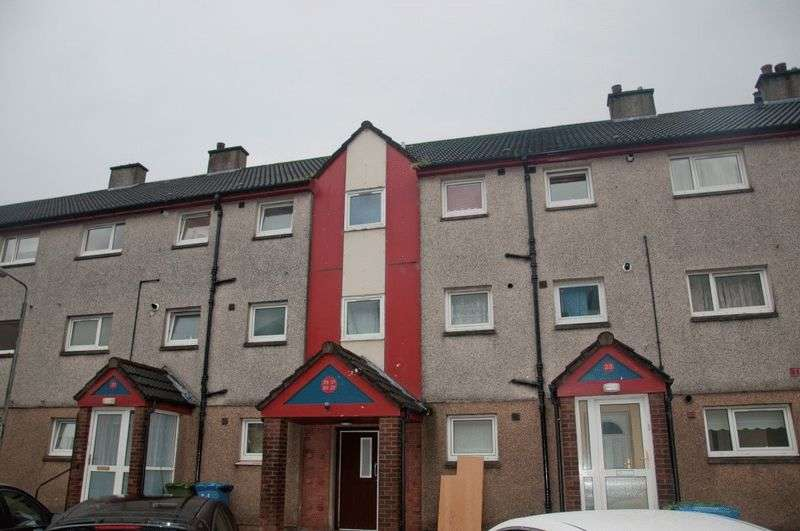 2 Bedrooms Flat for sale in The Nethergate, Alva