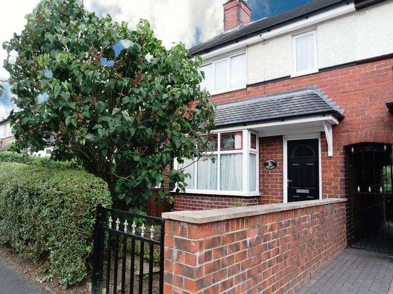 3 Bedrooms House for sale in Edward Street, Wolstanton, Newcastle, ST5 0JE