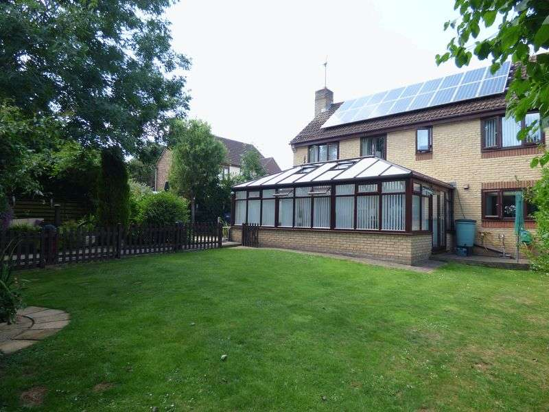 4 Bedrooms Detached House for sale in Turbary Avenue, Lypard Kettleby, Worcester