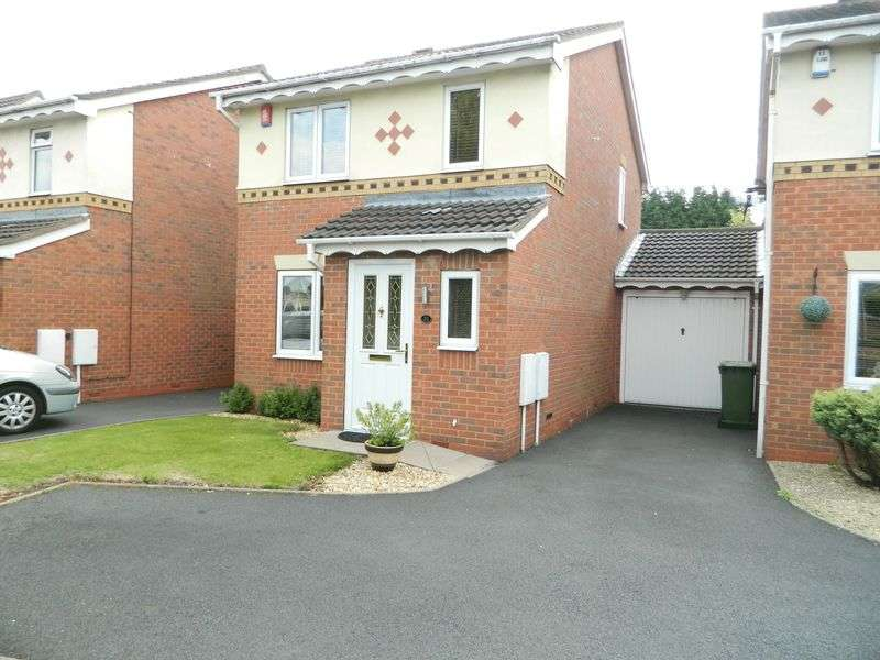 3 Bedrooms Detached House for sale in Constantine Way, Bilston