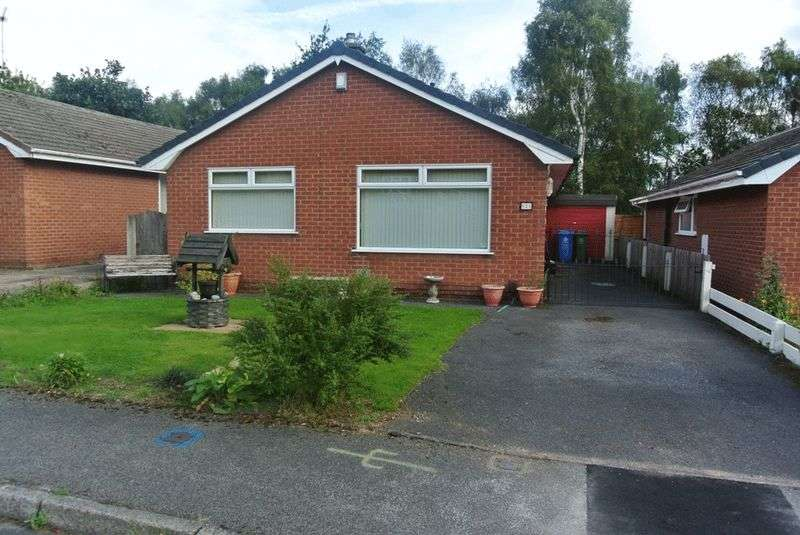 3 Bedrooms Detached Bungalow for sale in The Close, Mansfield