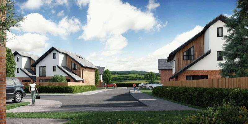 5 Bedrooms Detached House for sale in Plot 2 Holland Street, Littleborough