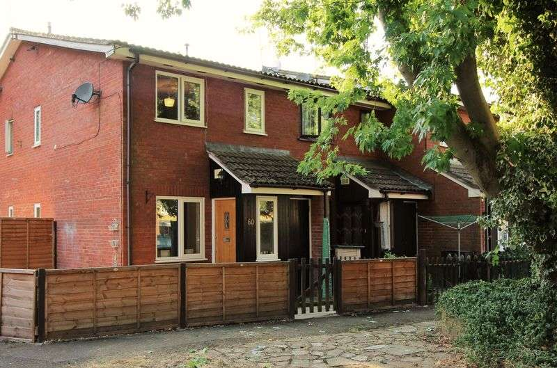 1 Bedroom Terraced House for sale in Dart Road, Farnborough