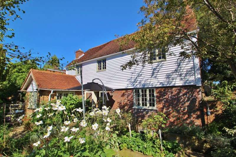 4 Bedrooms Detached House for sale in North Street, Mayfield