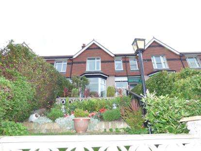 4 Bedrooms Terraced House for sale in Esplanade, Penmaenmawr, Conwy, LL34