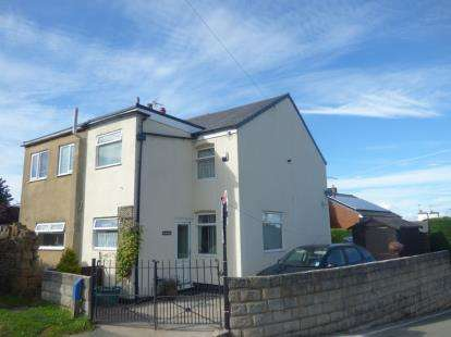 2 Bedrooms Semi Detached House for sale in Summerhill, New Brighton Road, Bagillt, Flintshire, CH6