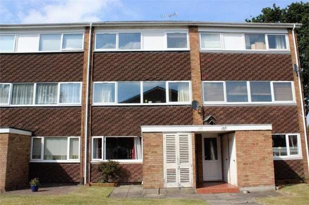 2 Bedrooms Flat for sale in Woodcote Drive, ORPINGTON, Kent