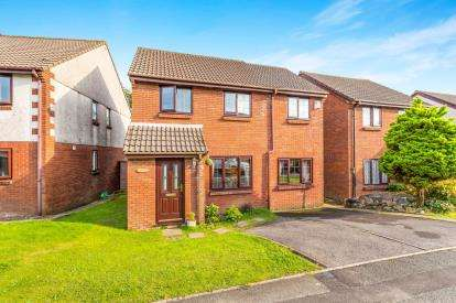 3 Bedrooms Detached House for sale in Woolwell, Plymouth, Devon