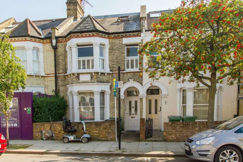 3 Bedrooms Flat for sale in Achilles Road, Fortune Green, NW6