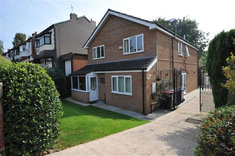 4 Bedrooms Property for sale in Nevile Road, Salford