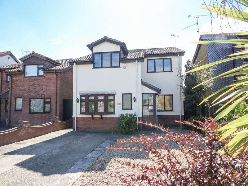 5 Bedrooms Detached House for sale in Aylesbeare, Southend-On-Sea