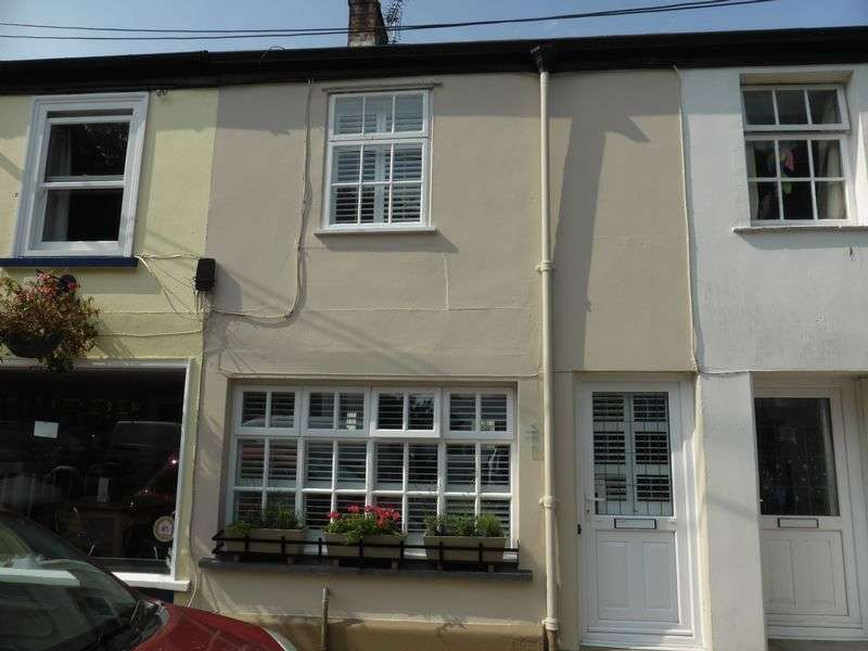 2 Bedrooms Terraced House for sale in Parade Square, Lostwithiel