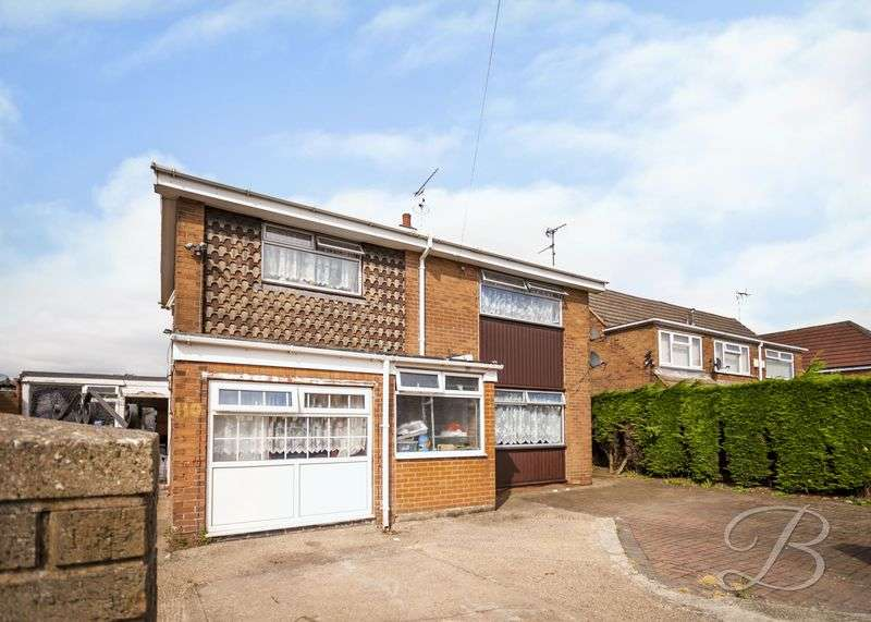 4 Bedrooms Detached House for sale in Somersall Street, Mansfield