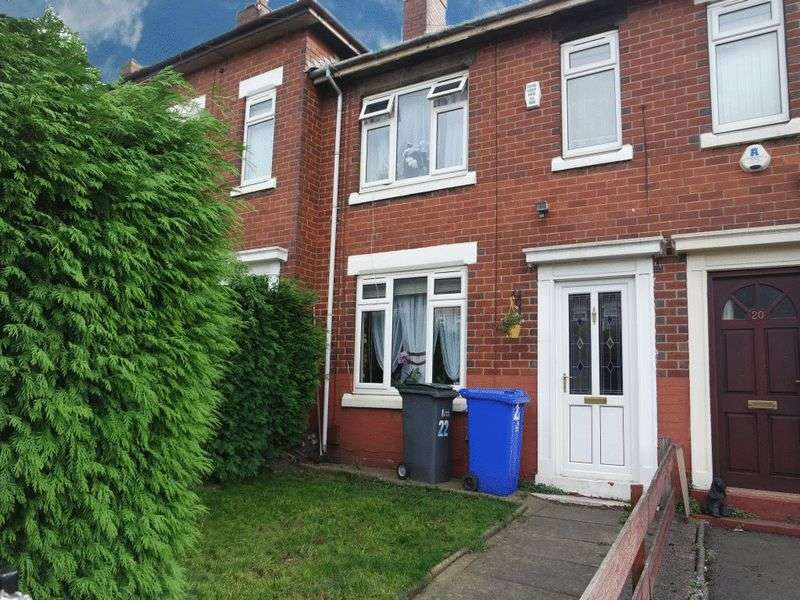 2 Bedrooms House for sale in Elliot Road, Fenton, Stoke-On-Trent, ST4 3LQ