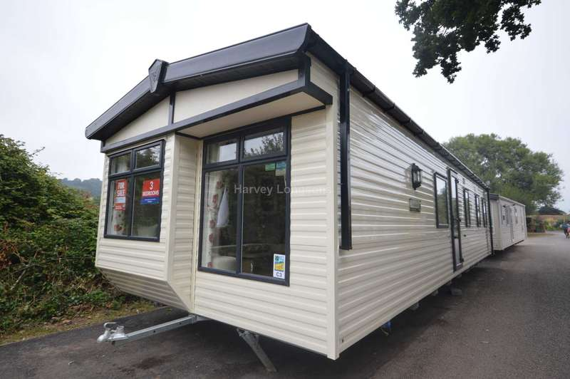 3 Bedrooms Caravan Mobile Home for sale in Golden Sands Holiday Park, Week Lane, Dawlish