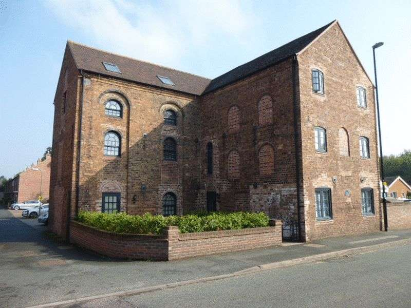 2 Bedrooms Flat for sale in 18 Cornmill Gardens, Shifnal