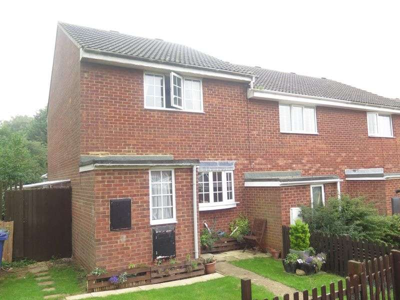 3 Bedrooms Terraced House for sale in Red Poll Close, Banbury