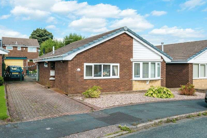 2 Bedrooms Detached Bungalow for sale in Romiley Square, Standish