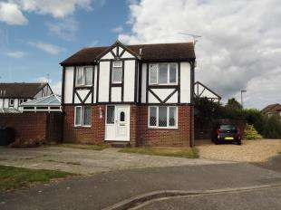 3 Bedrooms Detached House for sale in Keelson Way, Littlehampton