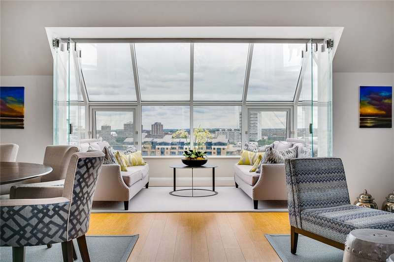 4 Bedrooms Flat for sale in Watermans Quay, William Morris Way, SW6