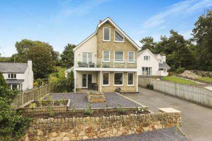 7 Bedrooms Detached House for sale in Cilcain Road, Pantymwyn, Mold, Flintshire, CH7