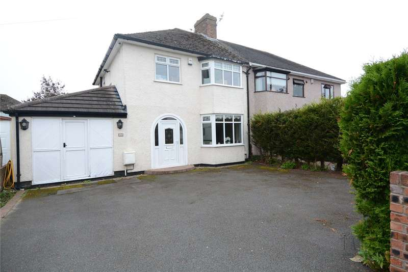 3 Bedrooms Semi Detached House for sale in The Croft, Greasby, Wirral
