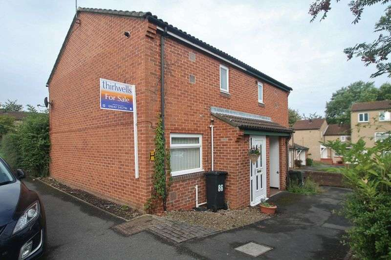 1 Bedroom Terraced House for sale in Longhirst, Coulby Newham