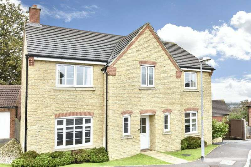 4 Bedrooms Detached House for sale in Hulbert Close, Hilperton