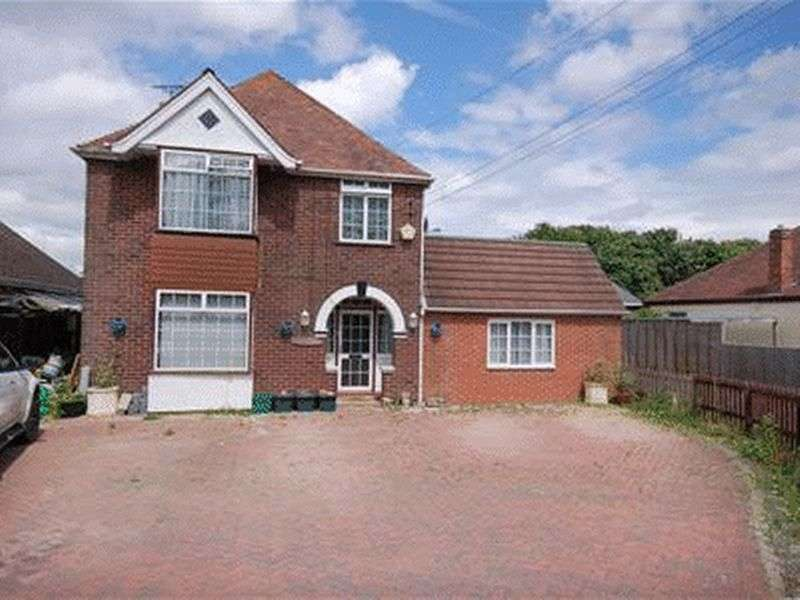 3 Bedrooms Detached House for sale in Naas Lane, Gloucester