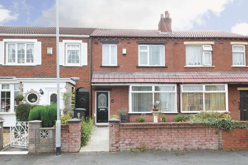 3 Bedrooms Terraced House for sale in Richmond Street, Wigan