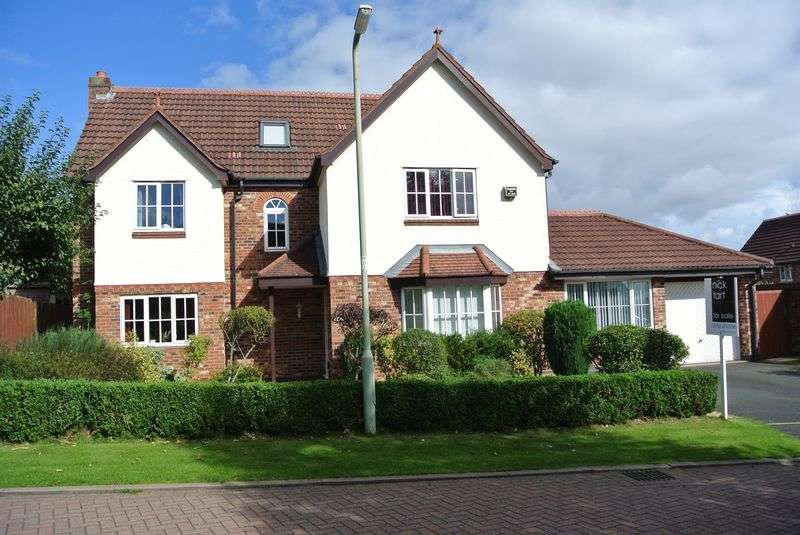 5 Bedrooms Detached House for sale in Bayswater Close, Priorslee, Telford, Shropshire.