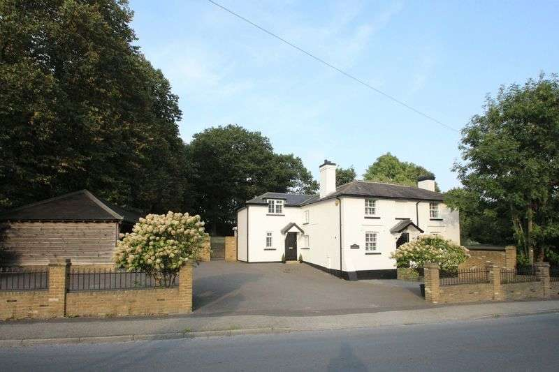 5 Bedrooms Detached House for sale in London Road, Hildenborough
