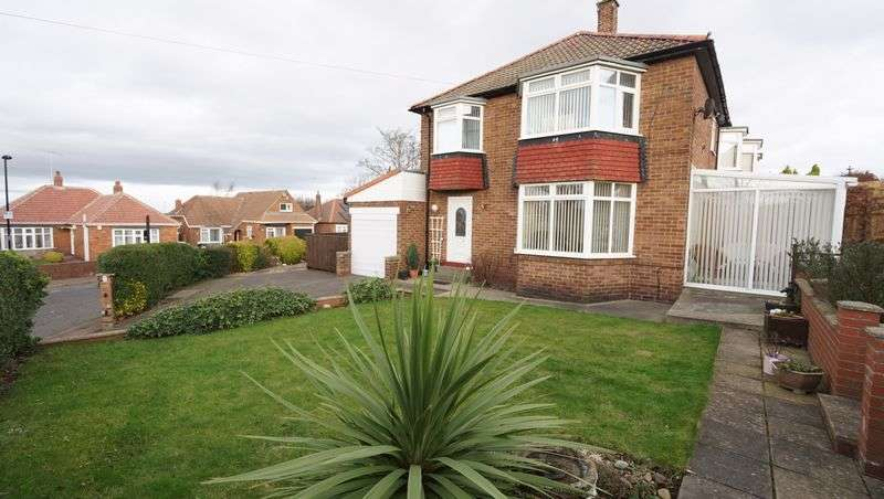 3 Bedrooms Semi Detached House for sale in BALLIOL GARDENS, Benton