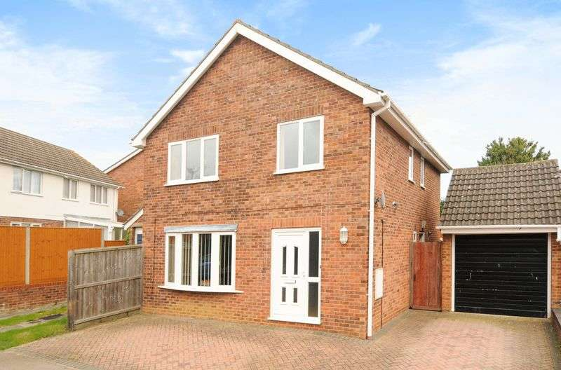4 Bedrooms Detached House for sale in Bramble End, Sawtry