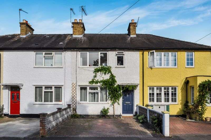 3 Bedrooms Terraced House for sale in Bloxham Crescent